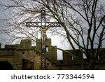 figure of jesus prophet | Shutterstock . vector #773344594