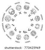 astrological horoscope zodiac