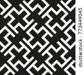 vector seamless pattern. modern ...   Shutterstock .eps vector #773449045