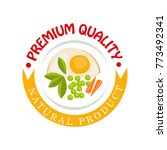 premium quality  natural...   Shutterstock .eps vector #773492341