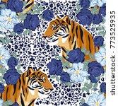abstract seamless pattern....   Shutterstock .eps vector #773525935