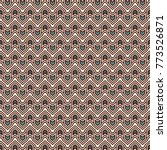 seamless pattern with arrows... | Shutterstock .eps vector #773526871