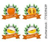 abstract vector icon...   Shutterstock .eps vector #773539639