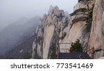 the way to hight peak of... | Shutterstock . vector #773541469