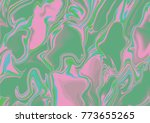 beautiful natural water rings...   Shutterstock .eps vector #773655265