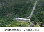 the vemork hydroelectric power... | Shutterstock . vector #773662411