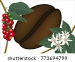 a 3d illustration to promote... | Shutterstock .eps vector #773694799