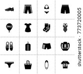 fashion icons. vector...