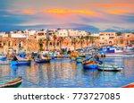 Marsaxlokk Village Port Of...