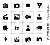 picture icons. vector...