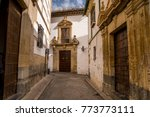 cordoba  andalusia   spain  ... | Shutterstock . vector #773773111