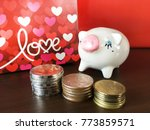 thai baht savings for the... | Shutterstock . vector #773859571