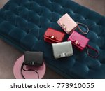 Group Of Luxury Leather Women'...
