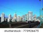 vancouver bc city center | Shutterstock . vector #773926675