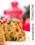 Close Up Of Mixed Nut Christma...