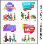 sale low price special discount ... | Shutterstock .eps vector #773978431