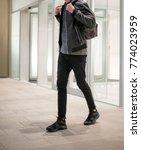 milan  italy   november 11 ...   Shutterstock . vector #774023959