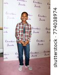 Small photo of LOS ANGELES - DEC 10: Brandin Stennis at the Chandler's Friends Toy Drive & Wrapping Party at Los Angeles Ballet Academy on December 10, 2017 in Los Angeles, CA