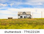Abandoned White House In The...