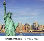 Photo New York Midtown Skyline...