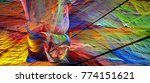 the colors in the series  fancy ... | Shutterstock . vector #774151621