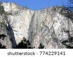 view of portion of el capitan...   Shutterstock . vector #774229141