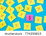 color stickers with fails and... | Shutterstock . vector #774350815