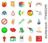 feedback icons set. cartoon set ...   Shutterstock .eps vector #774402295