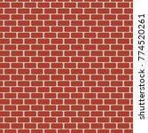 vector illustration of red... | Shutterstock .eps vector #774520261