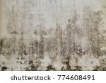 abstract background of a old... | Shutterstock . vector #774608491
