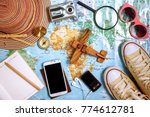 travel plan  trip vacation ... | Shutterstock . vector #774612781