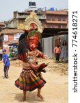 Nepal   March 31  2017  Masked...