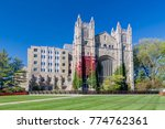 ann arbor  mi usa   october 20  ... | Shutterstock . vector #774762361