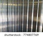 aluminum surface pipe | Shutterstock . vector #774807769