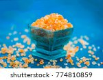 close up of edible gum gond... | Shutterstock . vector #774810859