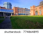ec1 power station in lodz ... | Shutterstock . vector #774864895