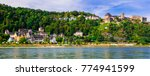 travel in germany   cruise over ... | Shutterstock . vector #774941599