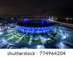 aerial photo of saint... | Shutterstock . vector #774964204
