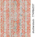 highly detailed abstract... | Shutterstock . vector #774986557