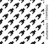 seamless surface pattern design ...   Shutterstock .eps vector #774995041