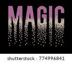 embellishment for fashion | Shutterstock .eps vector #774996841