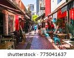 melbourne  australia   december ... | Shutterstock . vector #775041637