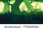 a high quality background of... | Shutterstock .eps vector #775049365