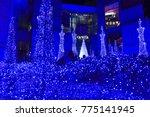 tokyo  japan   nov 25 ... | Shutterstock . vector #775141945