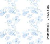 flowers pattern. seamless... | Shutterstock .eps vector #775215181