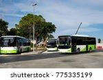 the public transport of malta...   Shutterstock . vector #775335199
