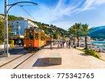 Port De Soller  Mallorca  Spai...