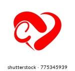 symbol vector care | Shutterstock .eps vector #775345939