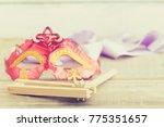 purim jewish holiday... | Shutterstock . vector #775351657