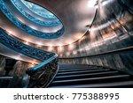 vatican city   september 2017   ... | Shutterstock . vector #775388995